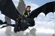Kaip prisijaukinti slibiną (How to Train Your Dragon)