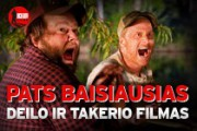 Pats baisiausias Deilo ir Takerio filmas (Dale and Tucker vs Evil)