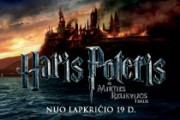 Haris Poteris ir Mirties relikvijos: Id. (Harry Potter and the Deathly Hallows: Part I)