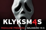 Klyksmas 4 (Scream 4)